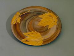 Dinner plate plane tree