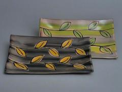 Tuiles - feuilles de sauge