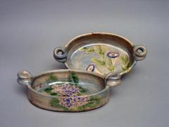Oval oven dishes