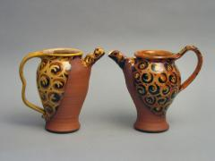 Medieval pitchers